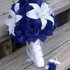 royal blue boutonniere shop white boutonniere on wanelo