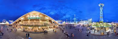 Bad Cannstadt 360 Grad Aufnahme Blick Auf Das Cannstatter Volksfest