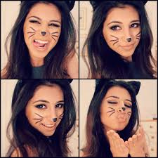 how to do halloween makeup cat halloween costumes for women diy google search