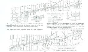 North Shore Chicago Map by 150 Years On The Rail