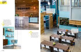 Honest Office October 2013 Lonny Magazine Lonny
