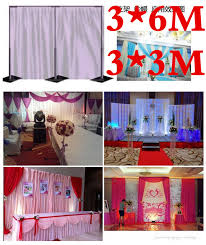 wedding backdrop frame wedding backdrop stand with expandable rods backdrop frame