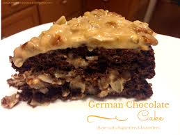 a low carb sugar free german chocolate cake that tastes amazing