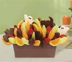 edible fruits basket edible arrangements gets spooky with 2012 collection