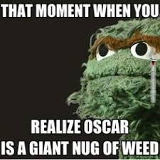 Oscar The Grouch Meme - oscar the grouch meme kermit is all like eat healthy food and