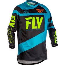 boys motocross gear fly racing 2018 f 16 youth motocross jersey junior kids mx quad