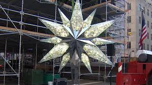 broadway u0027s denee benton introduces rockefeller center christmas