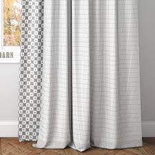 Pottery Barn Waffle Weave Shower Curtain Pottery Barn Shower Curtains Curtains Gallery
