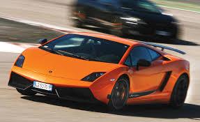 Lamborghini Gallardo Orange - view the latest first drive review of the 2011 lamborghini