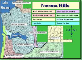 nocona hills country club and residential community available