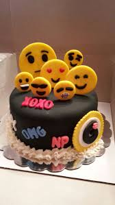 cookie emoji 50 best emoji cake images on pinterest emoji cake birthday cake