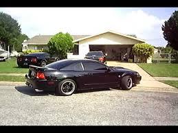 Black Gt Mustang This Is Black Beauty 2004 Mustang Gt Borla Stingers Bbk O R X