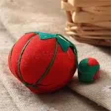 Making Pin Cushions Aliexpress Com Buy Original Hicello 2pcs Lot Tomato Strawberry