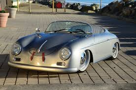 porsche classic speedster 2 5 liter subaru powered 356 speedster reincarnation magazine
