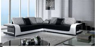 Black And White Sofa Set Designs Black Couch Black And White Couch