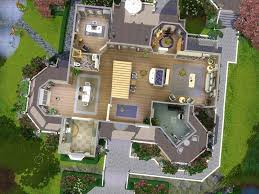 Floor Plan Database Sims 3 Victorian House Blueprints Homes Zone
