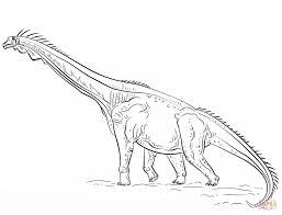 brachiosaurus coloring page beautiful 9015