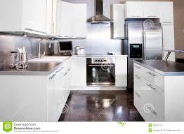 weisse küche weiße küche stockfoto bild 18613110