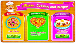 jeux cuisine pizza maker jeux de cuisine applications android sur play