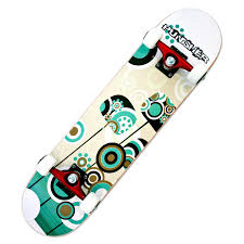amazon com punisher skateboards essence complete 31 inch