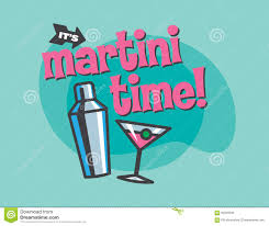 martini shaker clip art martini time vector design stock vector image 62225539