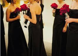 22 best wedding bridesmaid dresses black images on pinterest