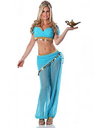 Party Box Halloween Costumes Cosplay Costumes Party Costume Charming Arabian Princess Costume