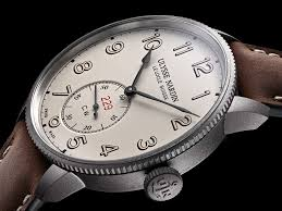 Nautical Themed Watches - ulysse nardin marine torpilleur military classico manufacture
