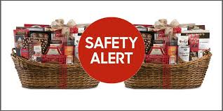 wine and country baskets wine country gift baskets recalled due to salmonella risk blue