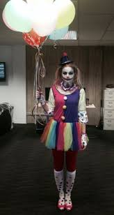 scary girl costumes canadian clown costume ideas clowns and