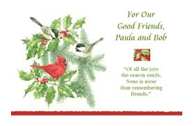 remembering friends greeting card printable card