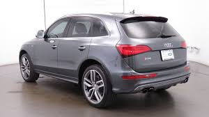 audi sq5 2015 2015 used audi sq5 quattro 4dr 3 0t premium plus at mini of tempe