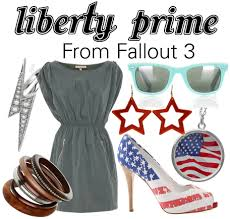 Liberty Prime Meme - fallout 3 liberty prime inspired outfit i dig it death is a