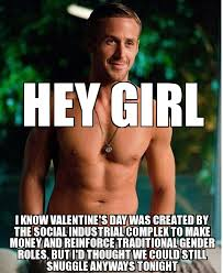 Happy Birthday Meme Ryan Gosling - hey girl meme ryan gosling meme