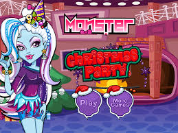 monster baby christmas party android apps on google play
