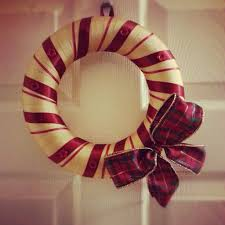 diy wreath christmas christmas pinterest wreaths craft