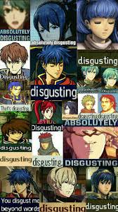 Absolutely Disgusting Meme - what is your favorite fe heroes meme fire emblem heroes message