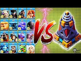 clash of clans all troops coc new update carbook