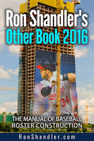 ron shandler u0027s other book 2016 ron shandler