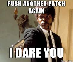 Destiny Meme - mrw bungie is patching destiny meme on imgur