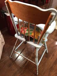 Wooden High Chair For Sale Old Wooden High Chair Home Chair Decoration