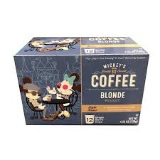keurig k cups light roast disney mickey s coffee blonde roast light roast 12 keurig k cup new