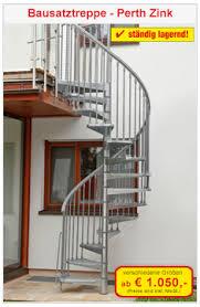 bausatz treppe spindeltreppen außen treppen lifte