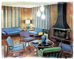 50s Bedroom Furniture by Virtual Writers Colony 1950s Interior Conversation Area And