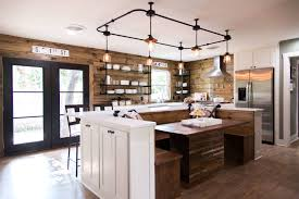 Center Island Kitchen by Kitchen Nook Lighting Trends And Breakfast Images Including Is