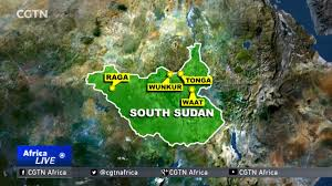 Sudan Africa Map by Un Concerned Over Reports Of Fresh Fighting In South Sudan Youtube