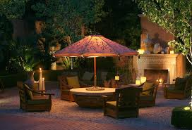 Desert Patio Outdoor Water Fountains Landscape Traditional With Custom Patio