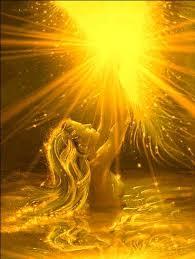 Light Being Honey Gold Infinity Grid Re Calibration U0026 Spinning Light New