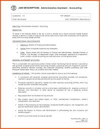 resume format administration manager job profiles administration manager job descriptionemplate resume sle