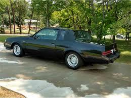 Buick Grand National Car 1984 Buick Grand National For Sale Classiccars Com Cc 1002594